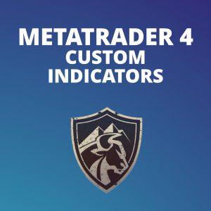 MetaTrader 4 Custom Indicators