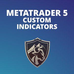 MetaTrader 5 Custom Indicators