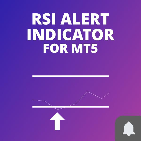 RSI alert indicator for MT5